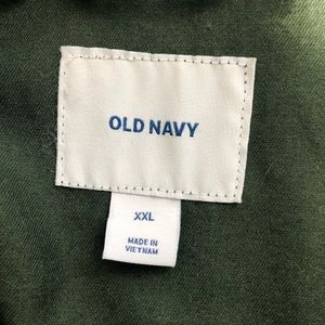 Old Navy Jackets & Coats - Old Navy Army Green Jacket XXL